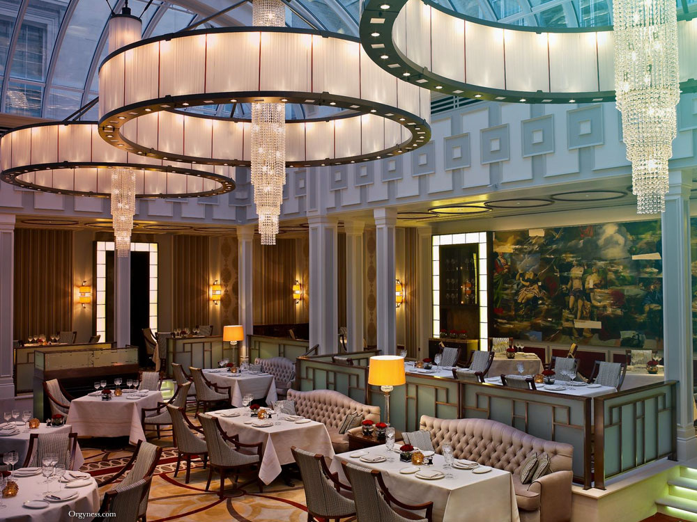 Restaurant Céleste, the Lanesborough