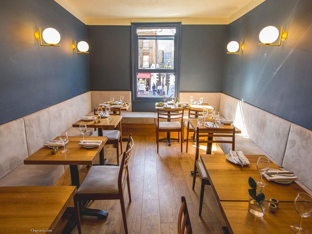 Restaurant Oldroyd, Londres