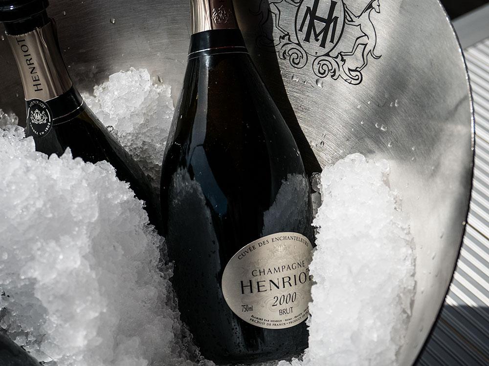 Champagne Henriot, Cuvée des Enchanteleurs 2000