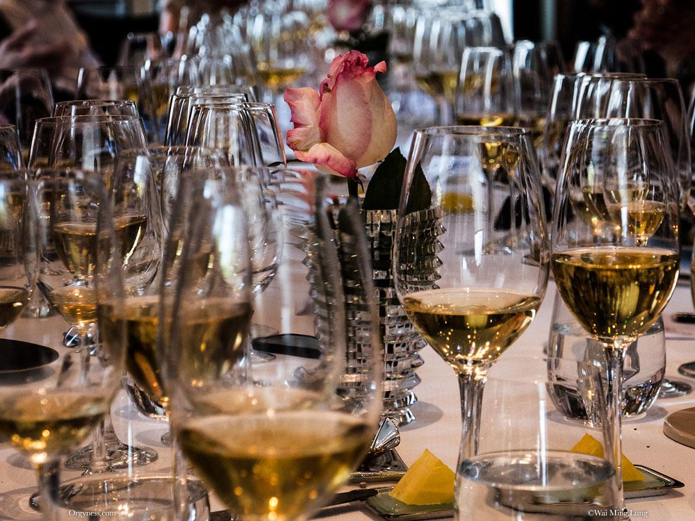 Les champagnes les plus Orgyness