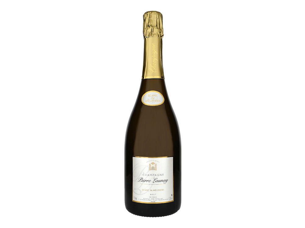 Champagne Pierre Launay (Blanc de meuniers)