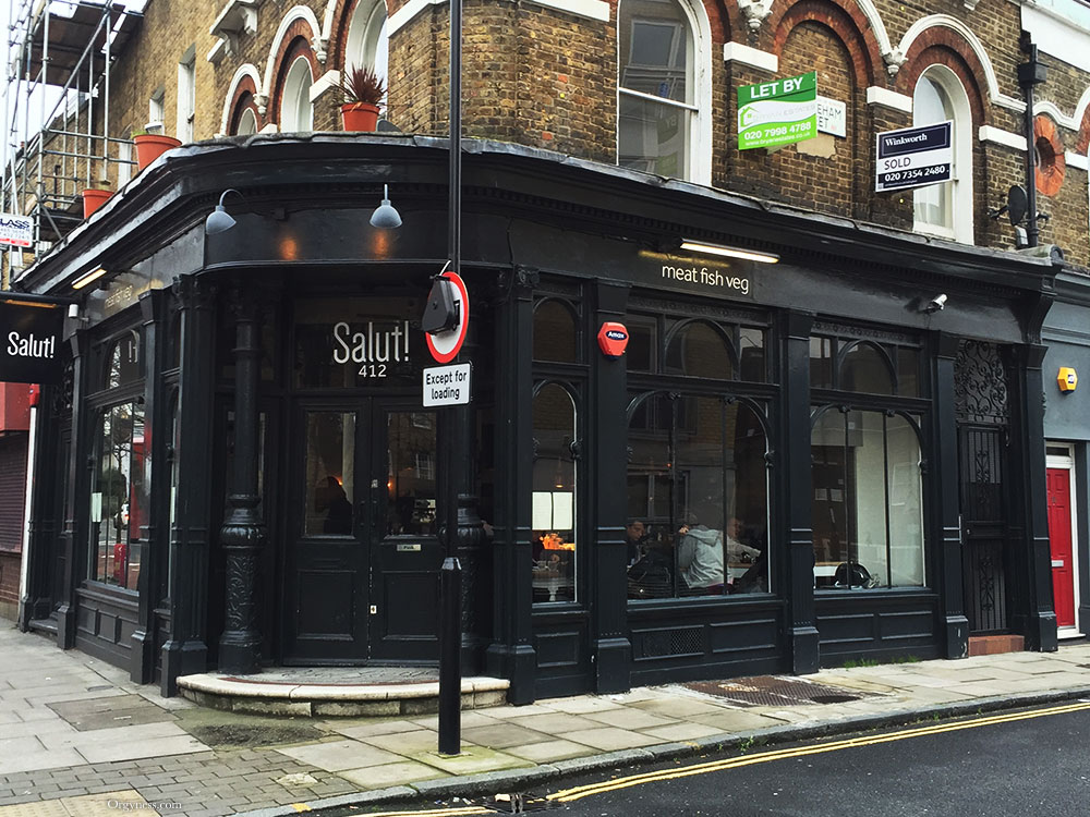 Restaurant Salut! Londres