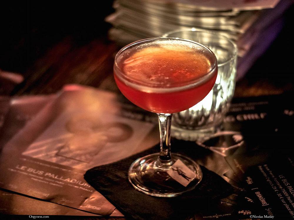 Le Glass, bar à Paris