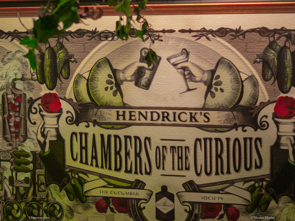 Chambers of the Curious by Hendrick's