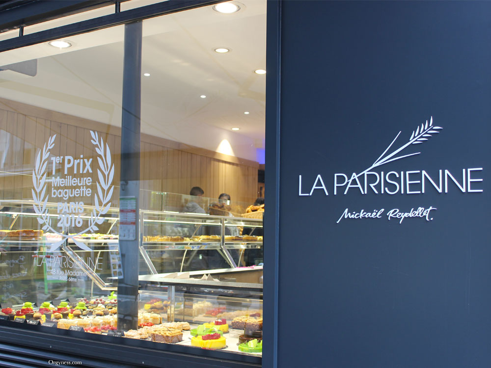 La Parisienne, Meilleure Baguette de Paris en 2016