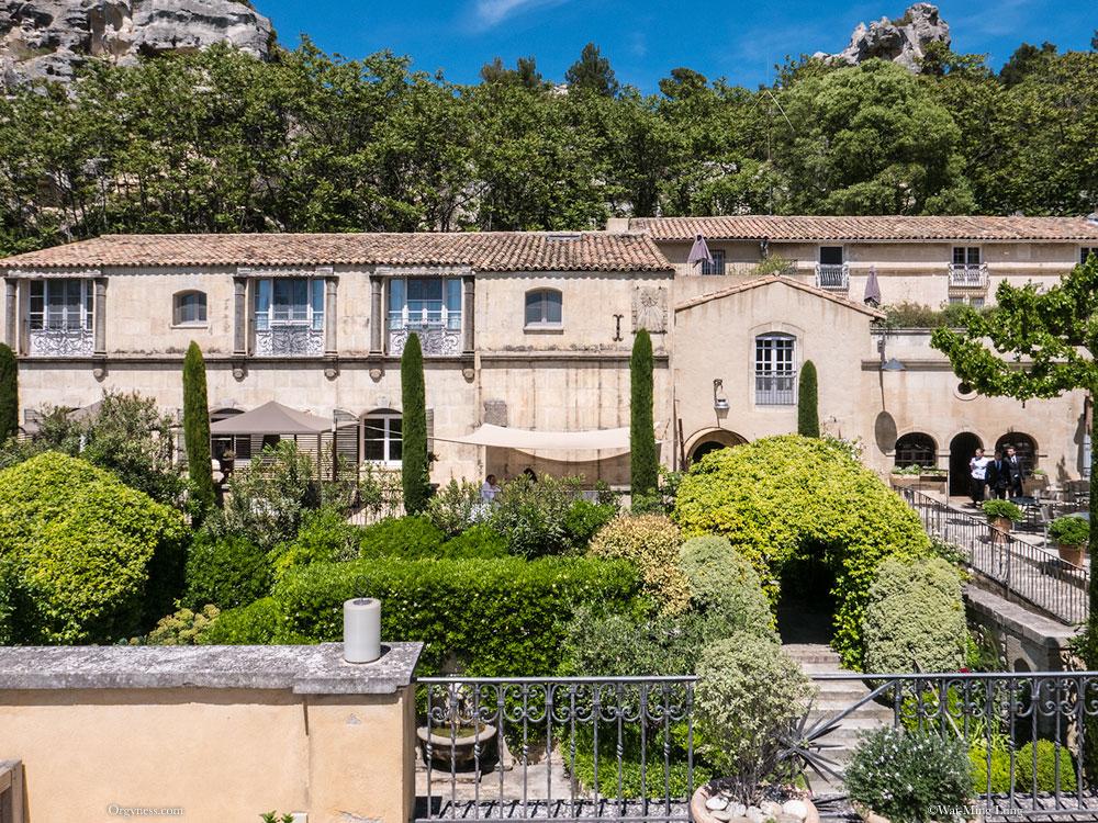 L'OustaudeBaumanière, les Baux-de-Provence