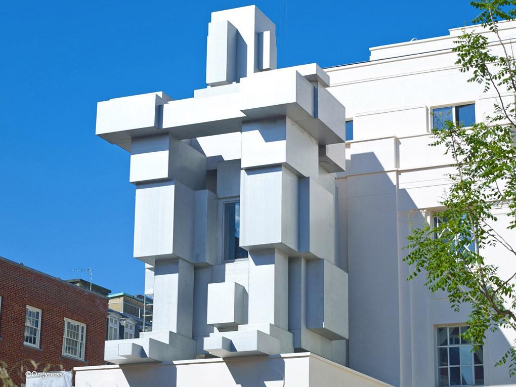 Art contemporain avec l'Hôtel The Beaumont (Londres)