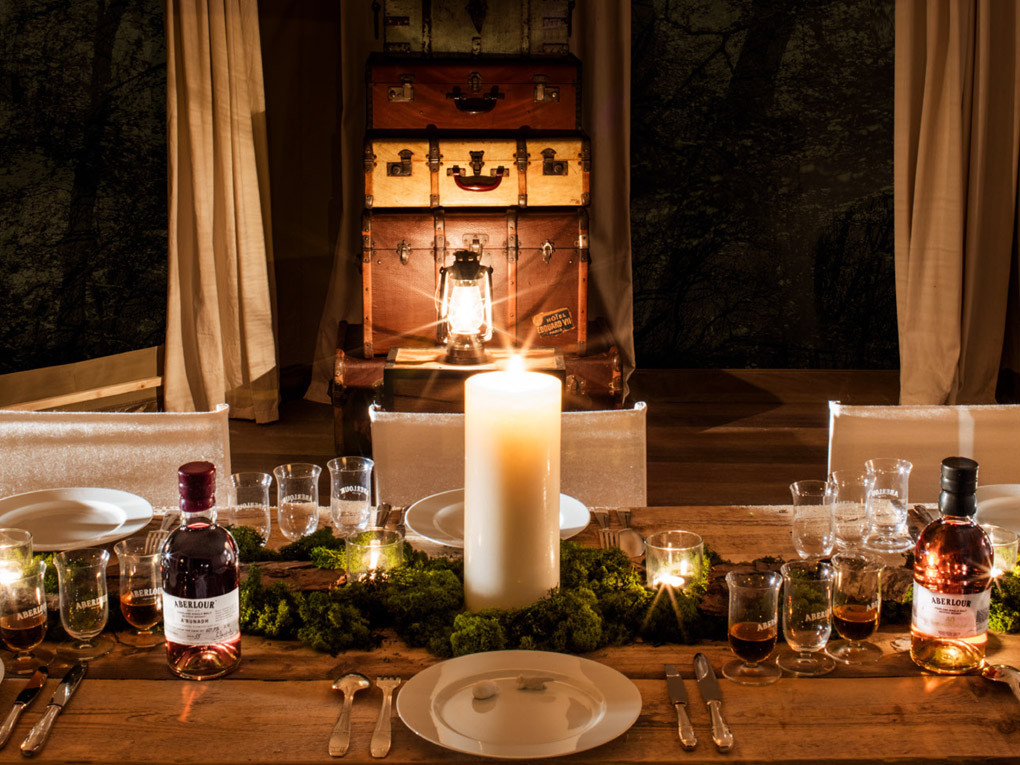 Aberlour Hunting Club – Lodge Edition du 3 au 5 novembre | Orgyness