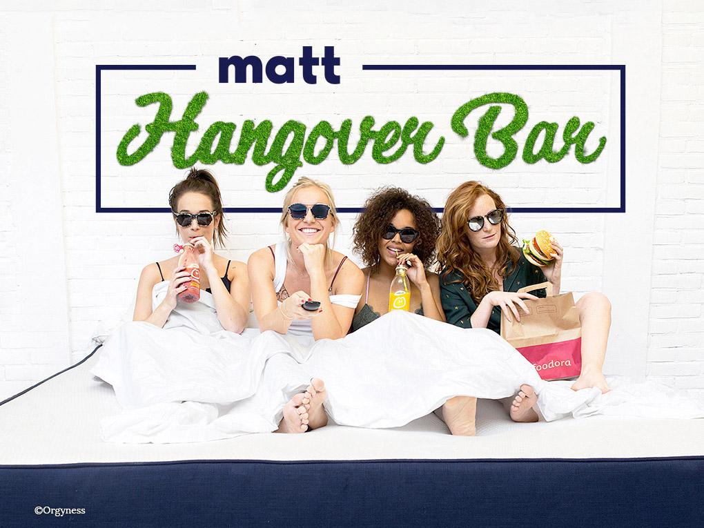 Hangover Bar, le bar à gueule de bois