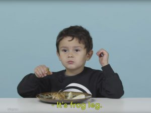 American Kids Try… French Food