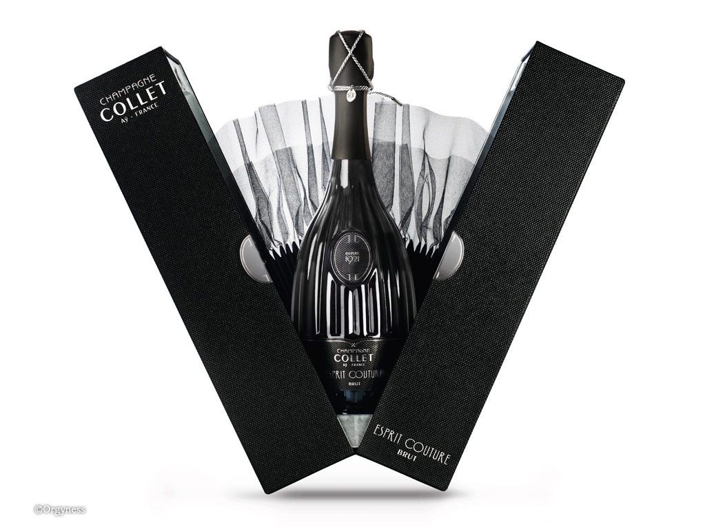Esprit Couture Champagne Collet