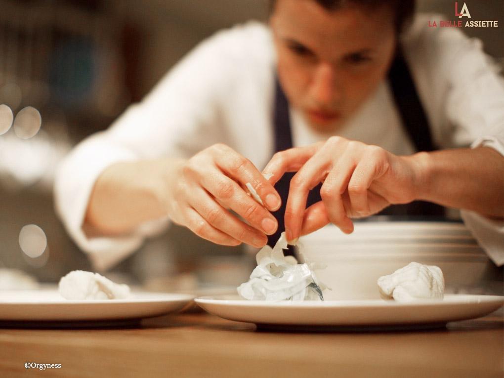 1 Menu, 100 Plats, 10 Chefs avec la Belle Assiette