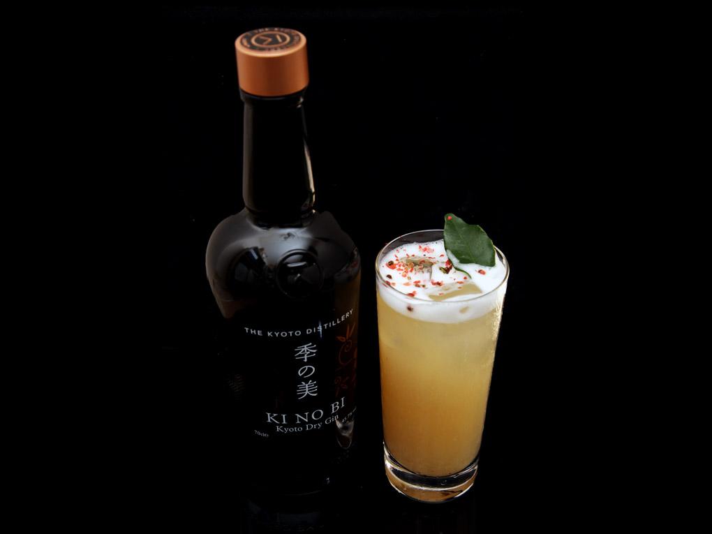 Ki No Bi, le 1er gin artisanal japonais