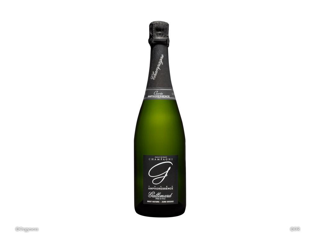 Champagne Gallimard, Cuvée Amphoressence
