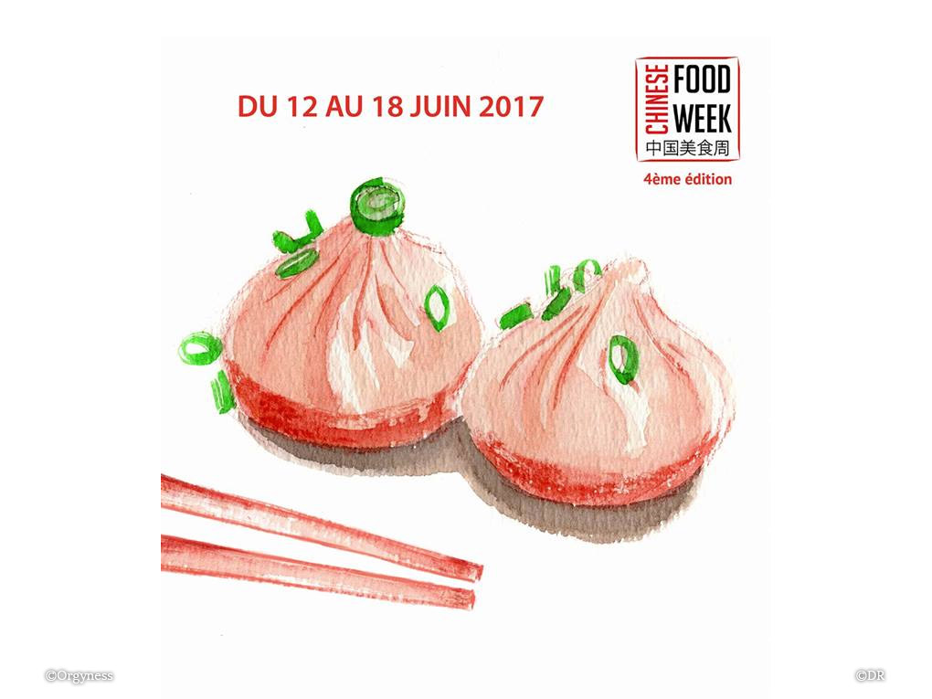 Chinese Food Week du 12 au 18 juin