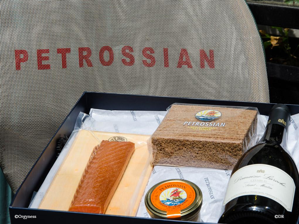 Du caviar pour Papa !