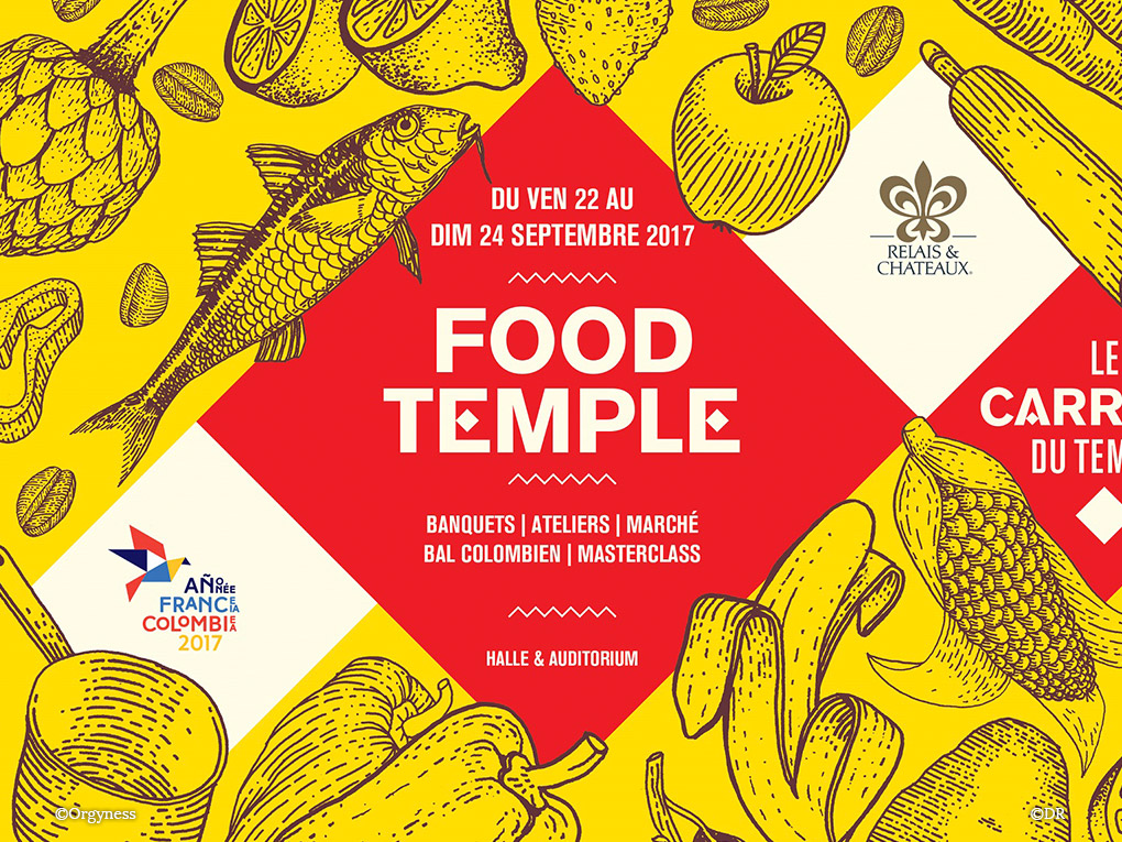 Food Temple par Relais & Châteaux au Carreau du Temple