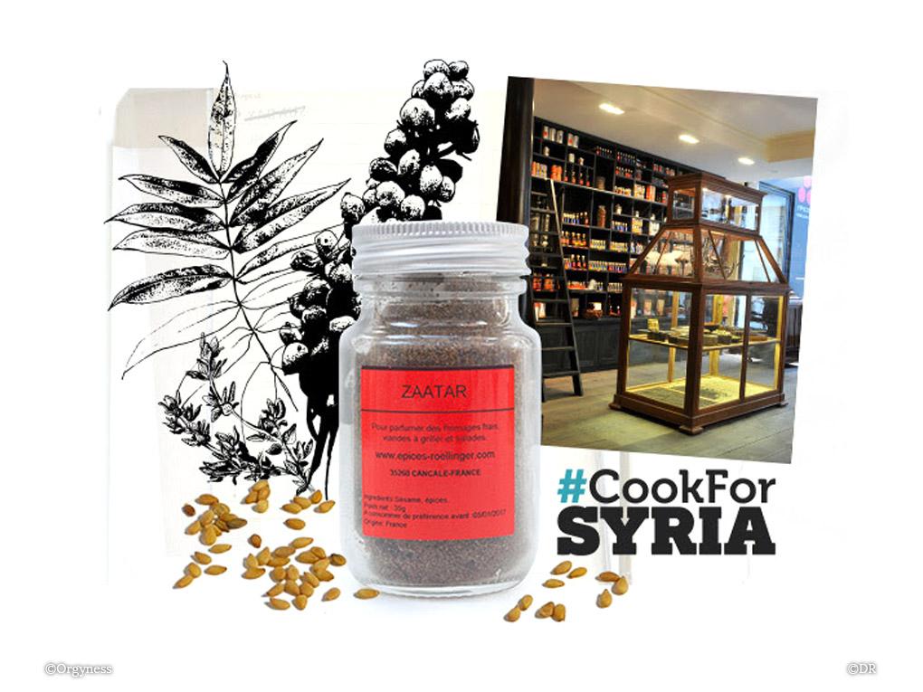 Roellinger x UNICEF pour la Syrie