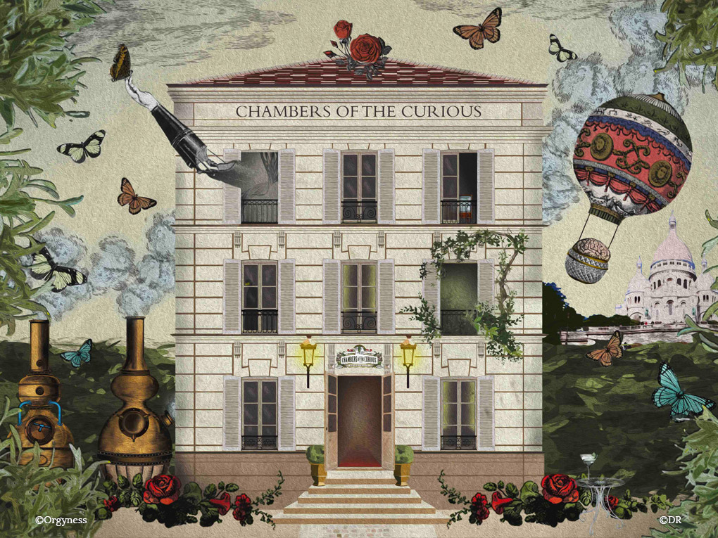 The Chambers of the Curious par Hendrick's