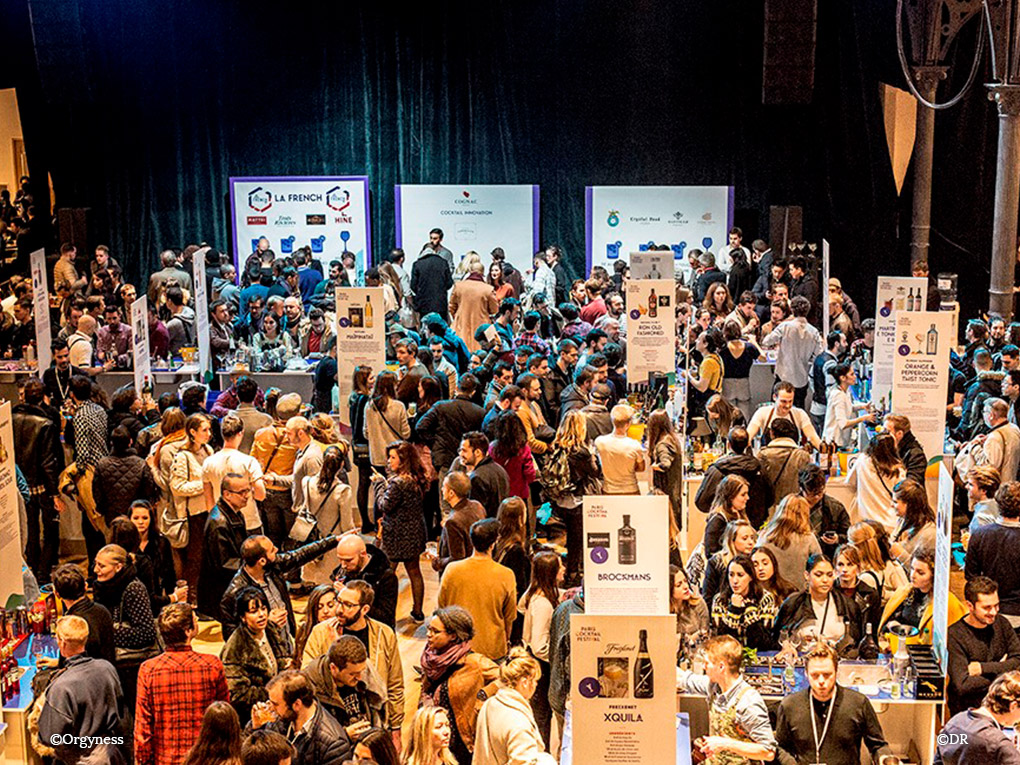 Paris Cocktail Festival le 24 et 25 novembre