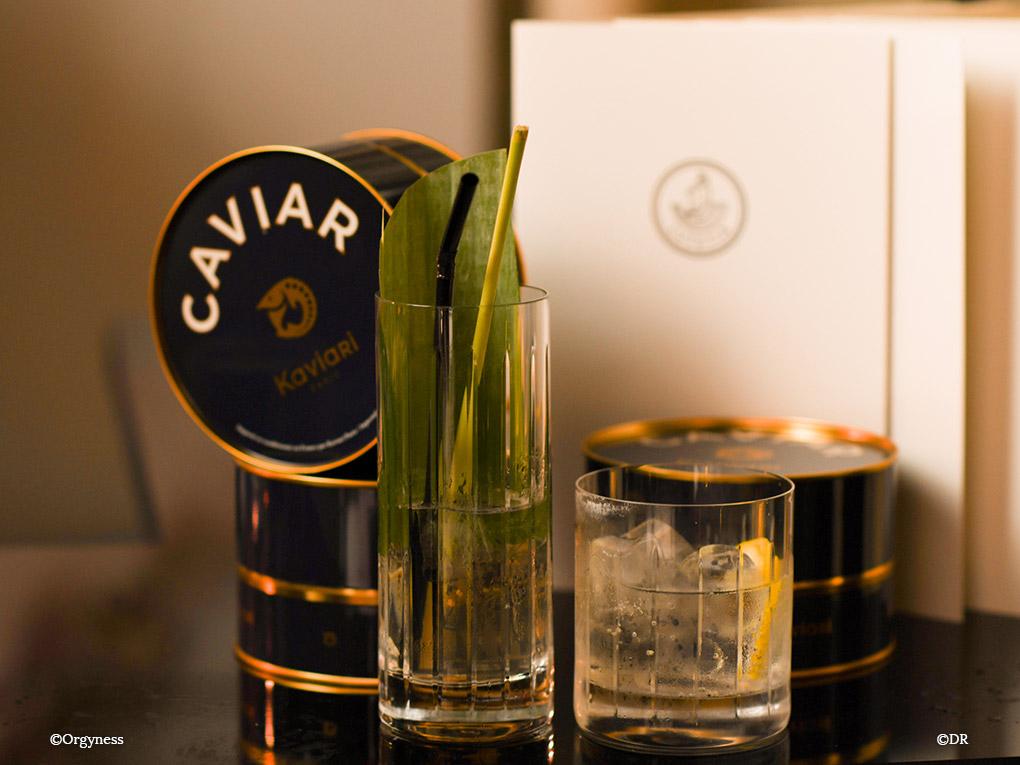 Vodkaviar Bar au Lutétia