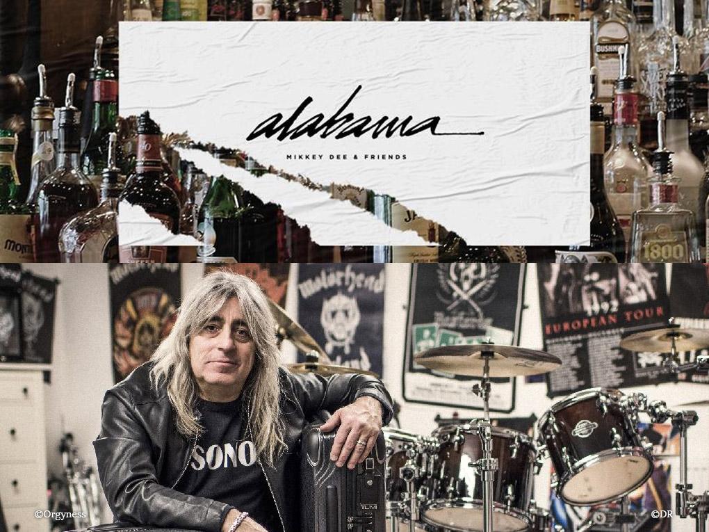 Ouverture d'Alabama Bar, le bar parisien de Mikkey Dee (Motörhead)