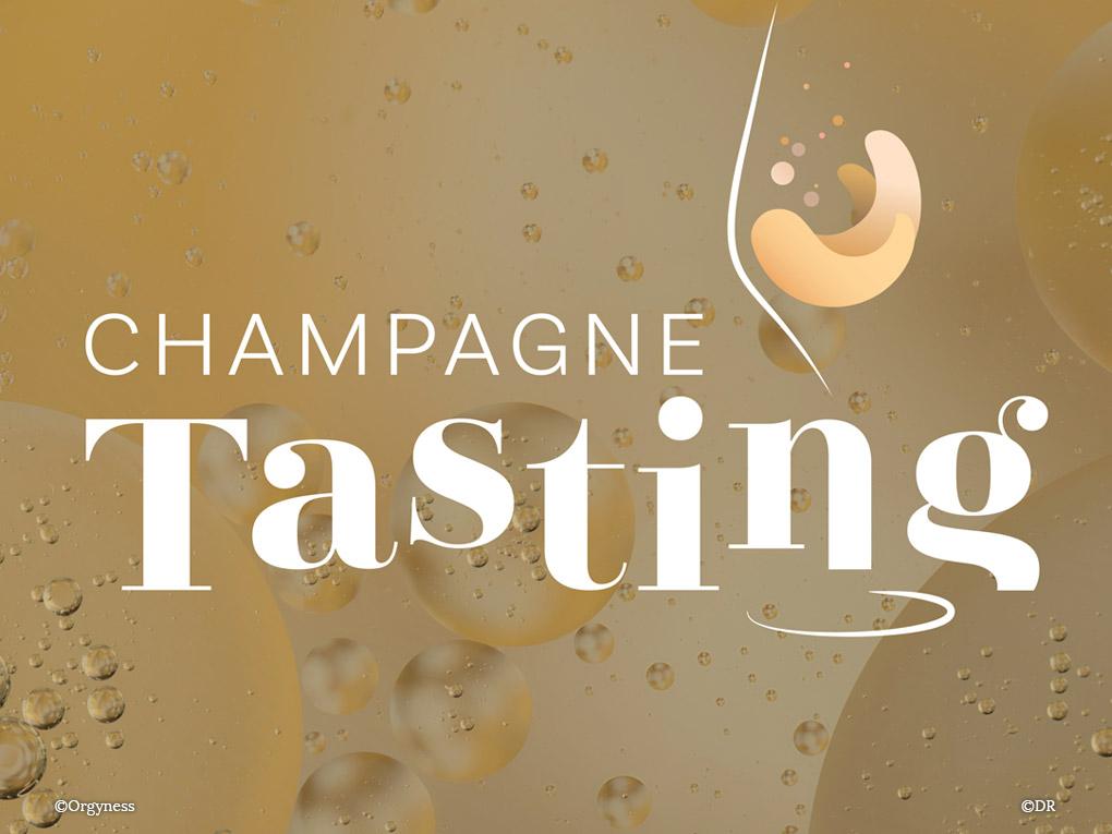 Gagnez votre invitation pour Champagne Tasting le 6 avril 2019