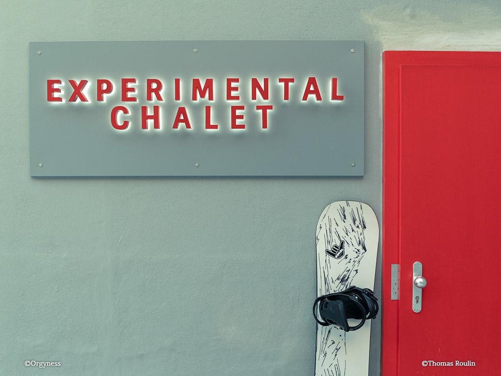 L'Experimental Chalet