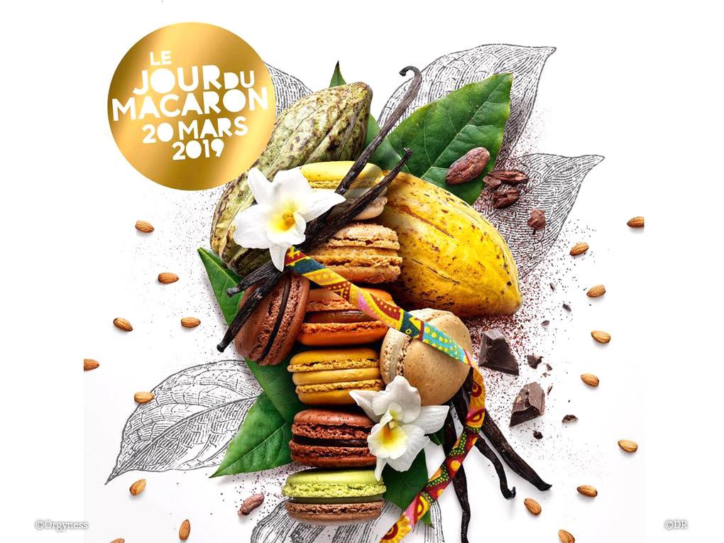 Le Jour du Macaron