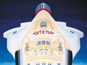 Enchères à l'Hôtel Lutetia les 6 et 7 mai prochain