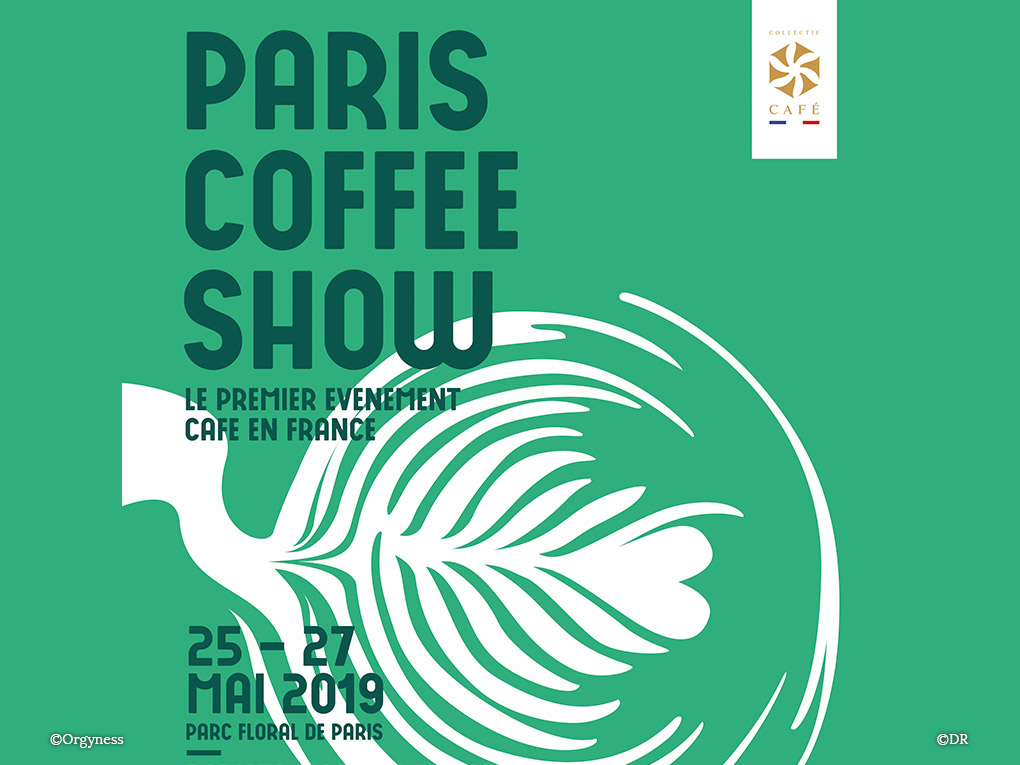 Paris Coffee Show, du 25 au 27 Mai
