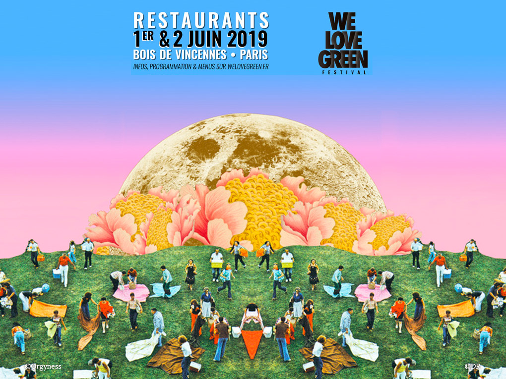 We Love Green, les 1er et 2 Juin