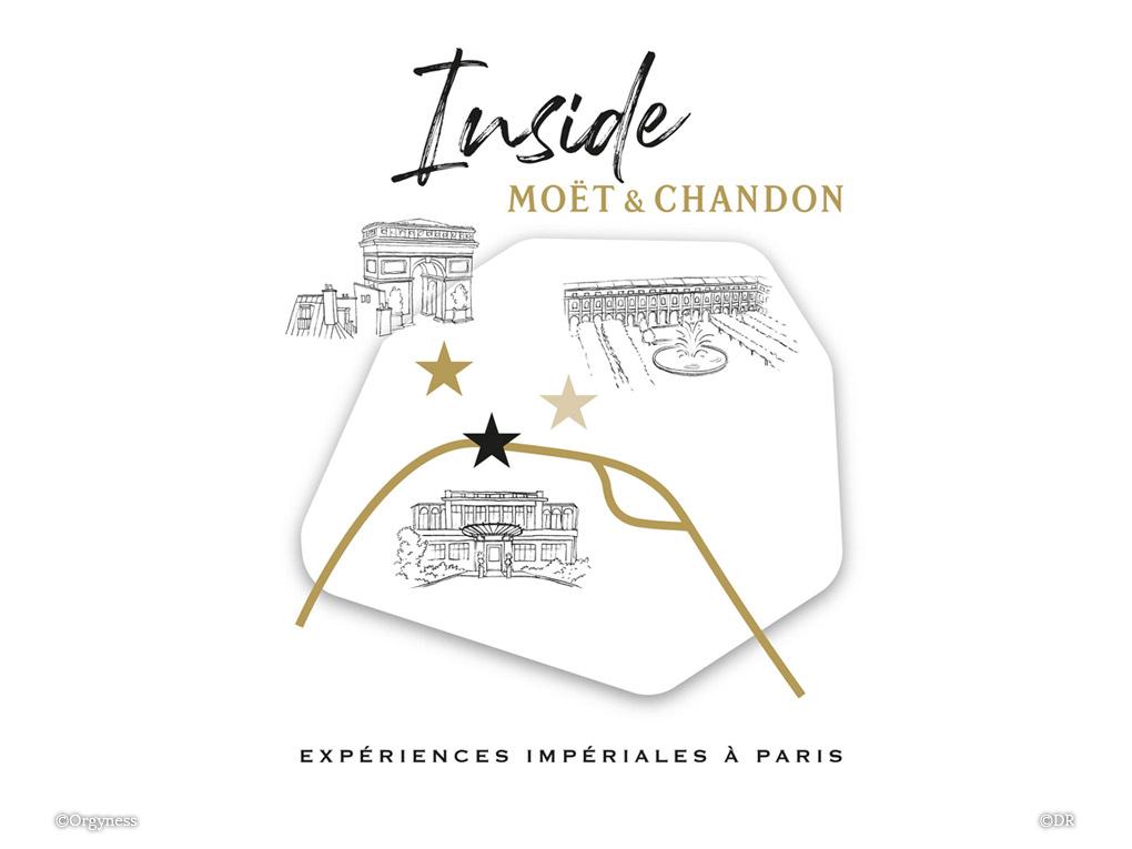 Inside Moët en juin