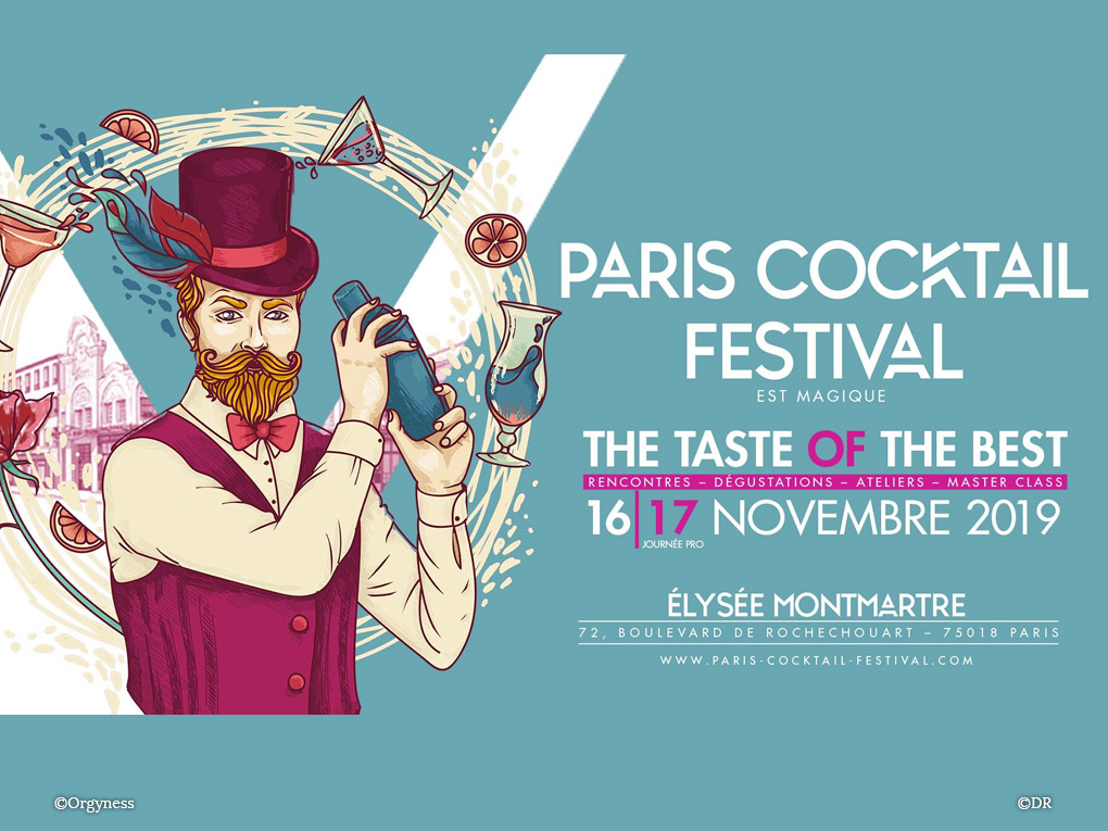 Paris Cocktail Festival – 8ème édition