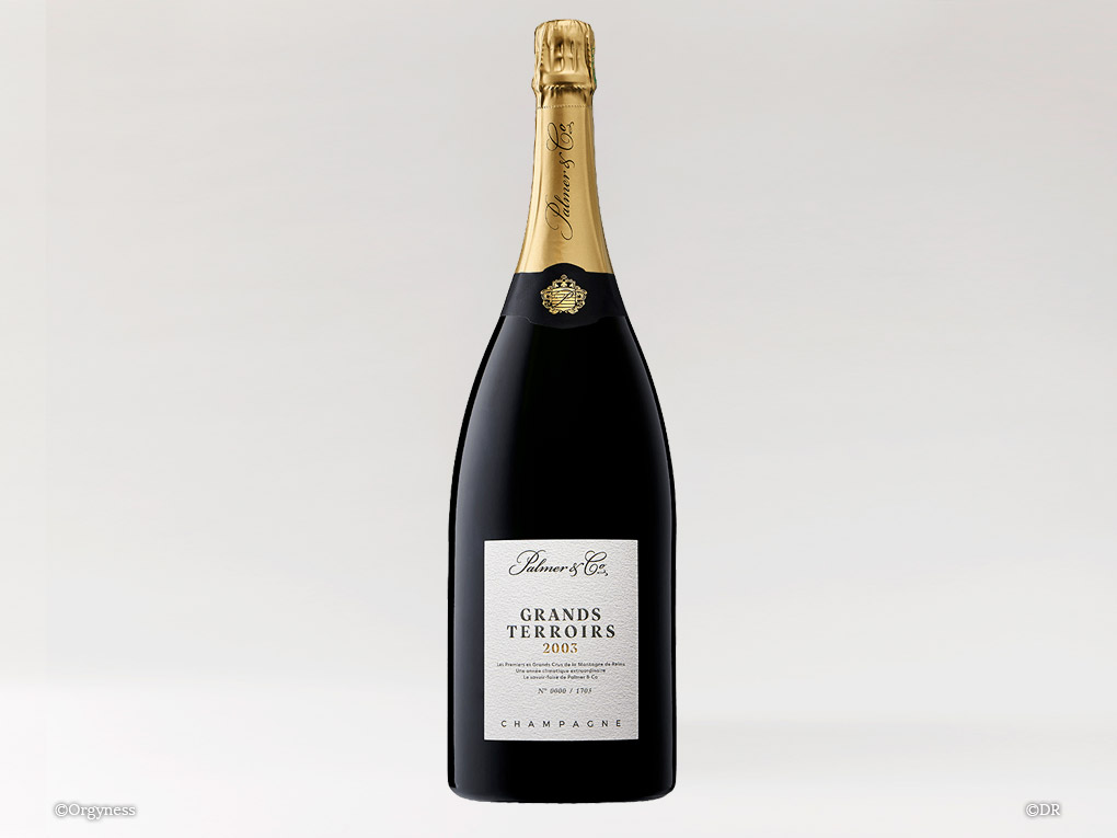Champagne Palmer & Co, Grands Terroirs 2003