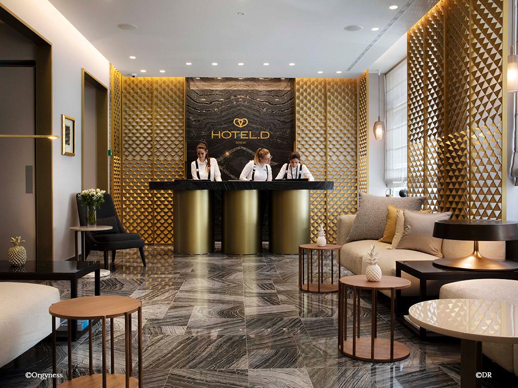 Hotel D, Genève